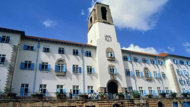 Makerere University Administration Building