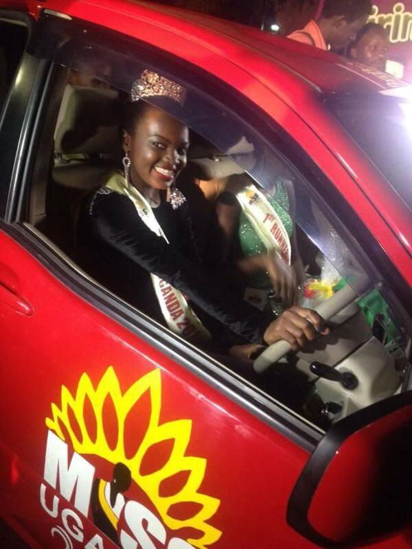 Miss UGanda 2015