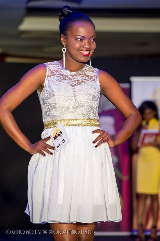 Miss Uganda 2015 Zahara Nakiyaga