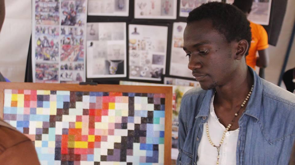 Kalule; The Art Therapist