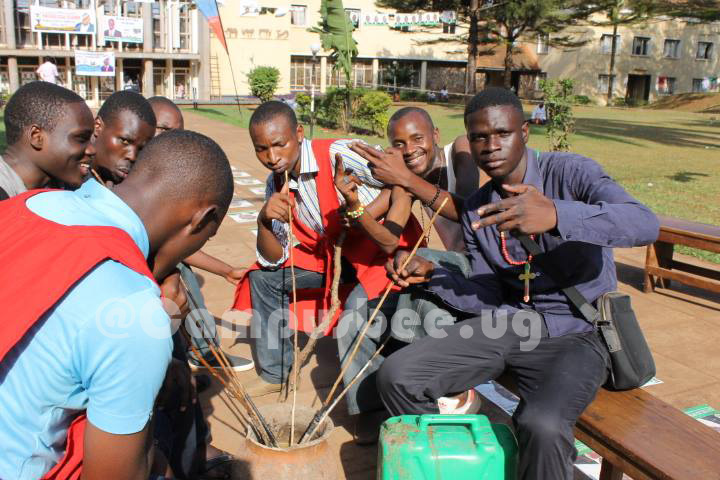 Malwa at Makerere