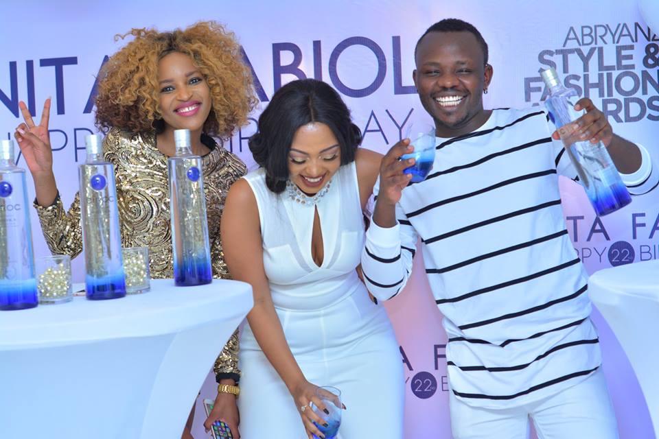 Vivian Bahati, Fabiola and Abryanz