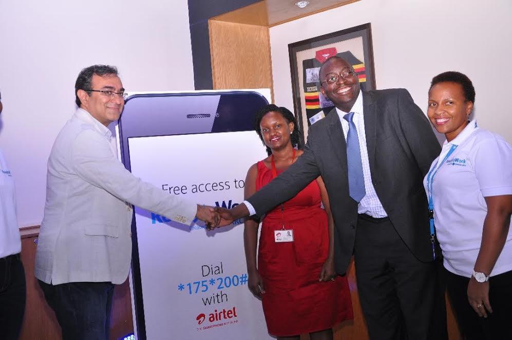 "Airtel Uganda, Barclays Bank announce ""ReadytoWork"" Data Bundle partnership"