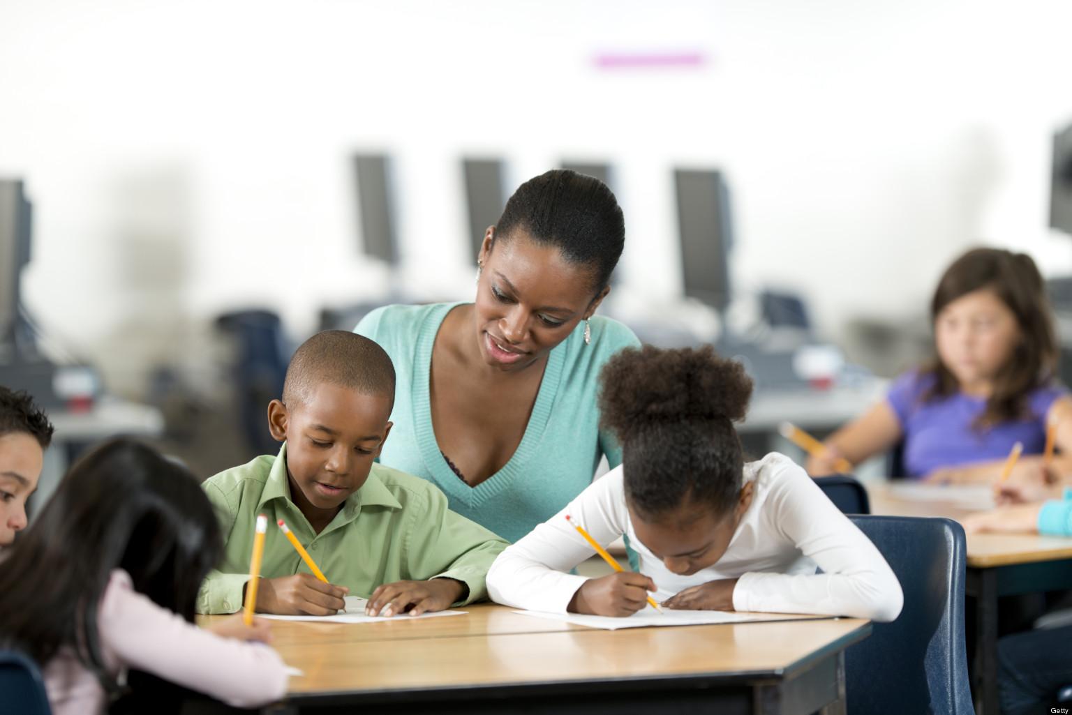 Diverse Elementary Class