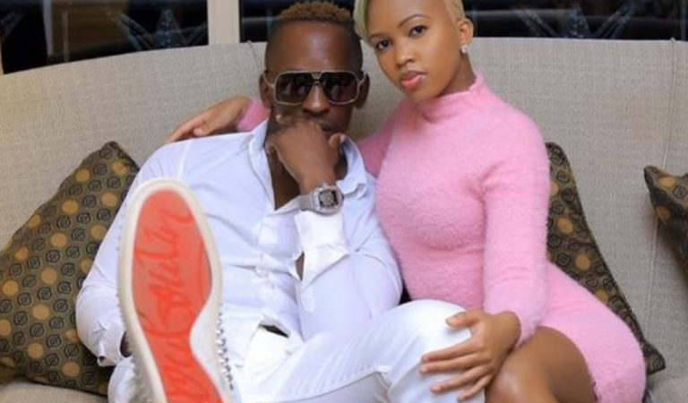 PHOTO: Mystery Chic That God's Plan Replaced Sheilah Gashumba With Unearthed