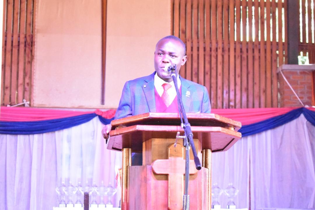UCU Guild President Timothy Kadaga.