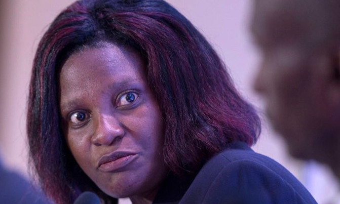 Ms Sylvia Namubiru Mukasa, ED LASPNET
