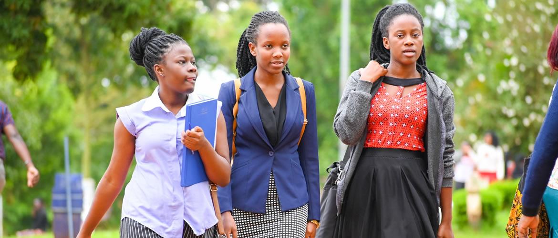 UCU Students (FILE PHOTO)