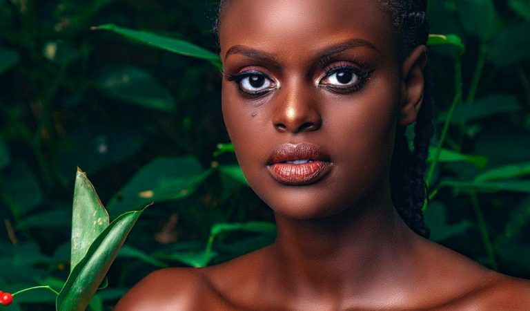 WCW! Meet Christine Nabacwa, Ndejje's Pristine Beauty Queen