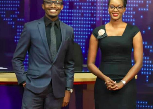 Love of My Life! NTV's Raymond Mujuni Confesses Undying Love for News Anchor Rita Kanya