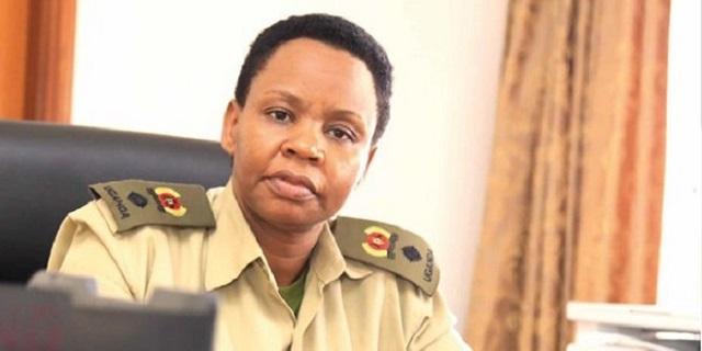 Maj Edith Nakalema- Head of State House Anti-Corruption Unit