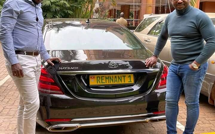 Meet the New Billionaire Remnant Who Drives a Maybach