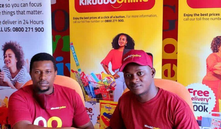 Kikuubo Online Signs Comedian Teacher Mpamire
