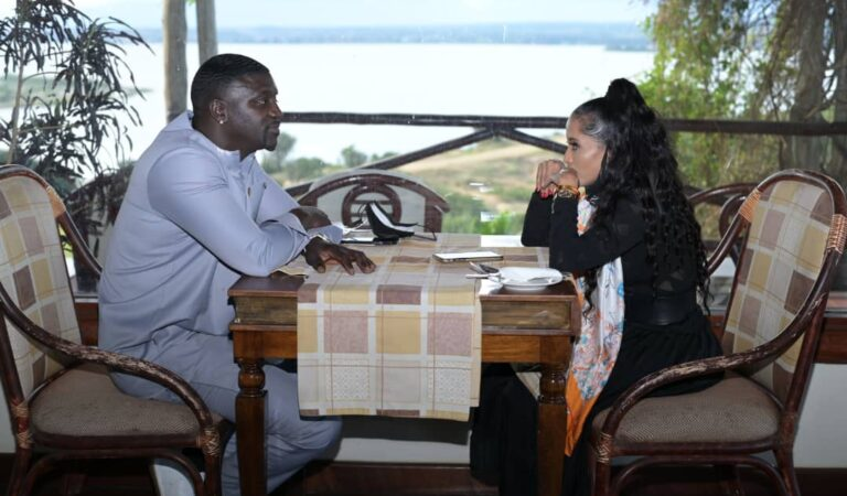 Akon to Build Four Universities in Uganda's Akon City