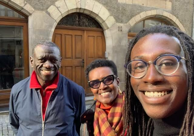 SUPER STUDENT: Besigye's Son Anslem Set To Graduate From Havard