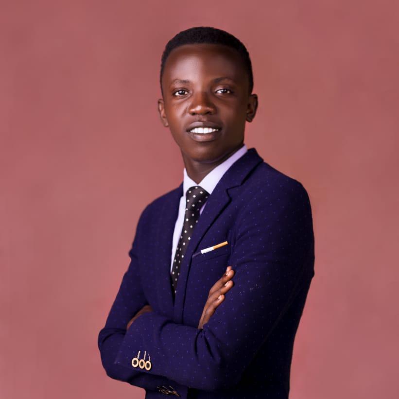 Kyambogo University Youth Rights Activist, Muyinda Reagan
